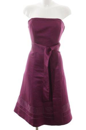 Zero Abendkleid violett Elegant