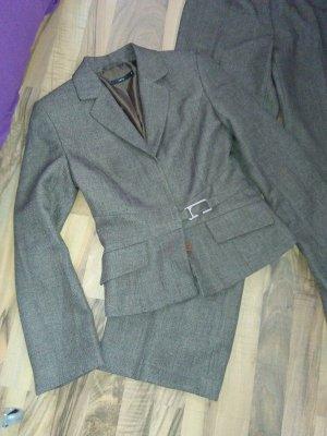 Zero Trouser Suit multicolored polyester