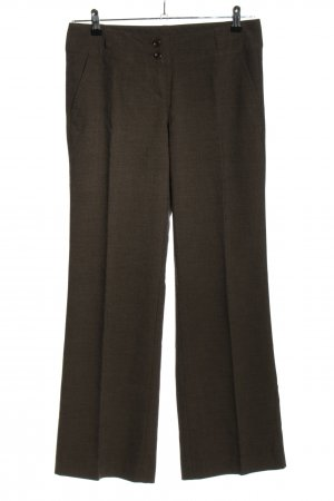 Zero Suit Trouser brown business style