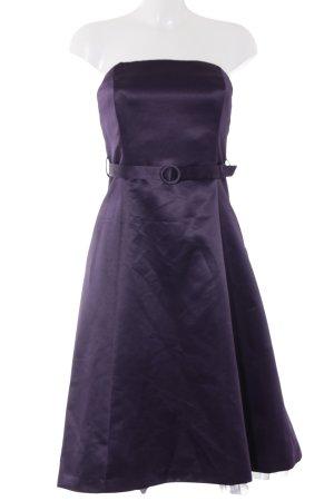 Zero Suknia balowa ciemny fiolet