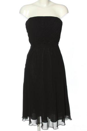 Zero Bandeau Dress black business style