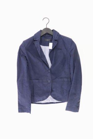 Zero Blazer blau Größe 38