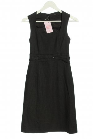 Zero Pencil Dress light grey flecked elegant