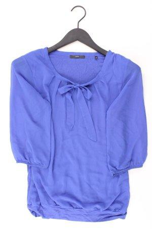 Zero Bluse blau Größe 34