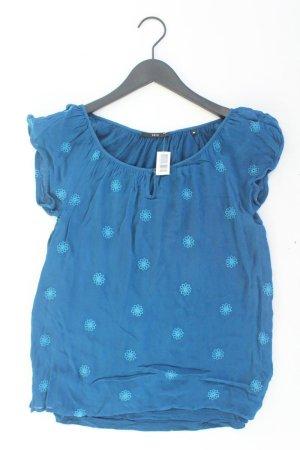 Zero Bluse blau Größe 38