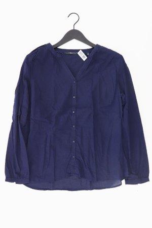 Zero Bluse blau Größe 42