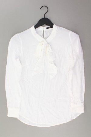 Zero Blusa ancha blanco puro