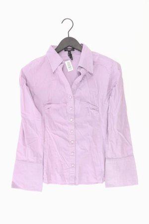 Zero Bluse Größe 42 lila
