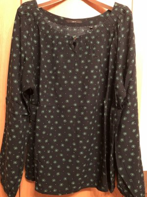 Zero Slip-over blouse veelkleurig
