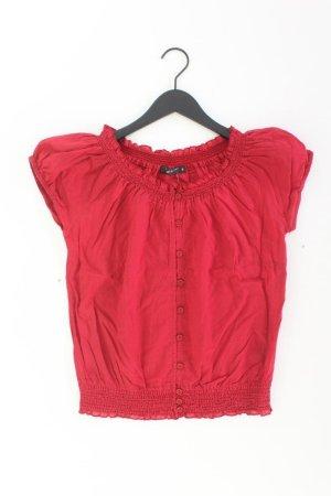 Zero Bluse rot Größe 38