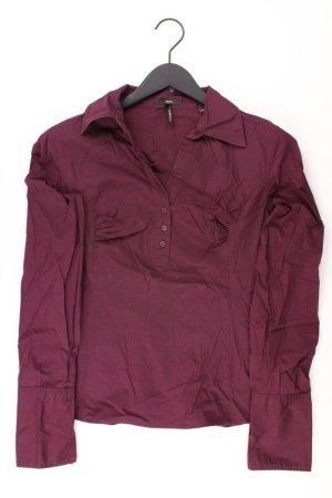 Zero Bluse rot Größe 40