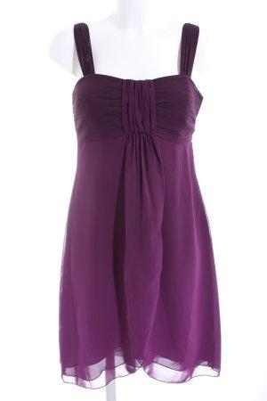Zero Robe chemisier violet élégant
