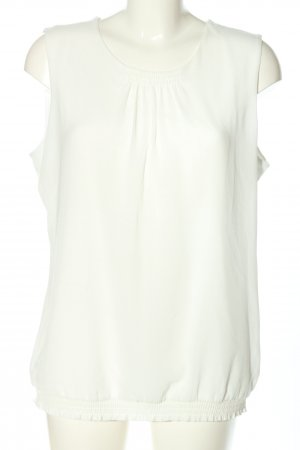 Zero Blusa bianco sporco stile casual
