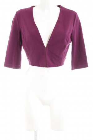 Zero Bolero violet simple style