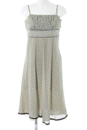 Zero Sukienka gorsetowa Abstrakcyjny wzór W stylu casual