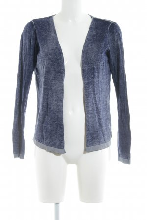 Zero Cardigan blauviolett-graublau Casual-Look