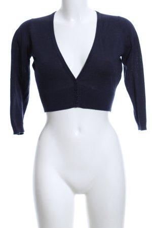 Zero Cardigan blau Casual-Look