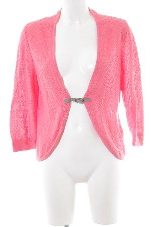 Zero Cardigan pink Casual-Look