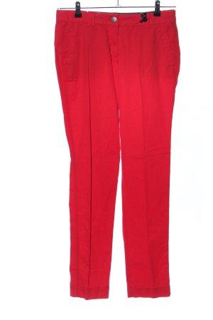 Zero Chino rood zakelijke stijl