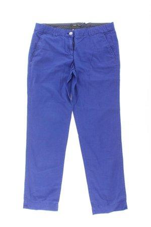 Zero Chinos blue-neon blue-dark blue-azure cotton