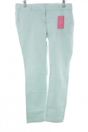 Zero Chinohose mint Casual-Look