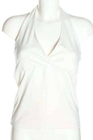 Zero Collection Halter Top white casual look