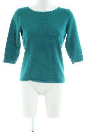 Zero Cropped Shirt türkis Casual-Look