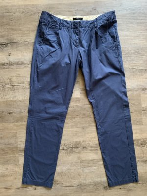 Zero Pantalon chinos bleuet