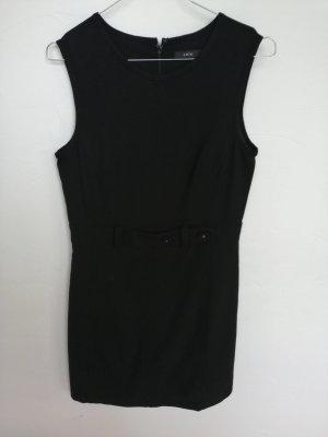 Zero Etuikleid mit Taillengürtel (schwarz, S)
