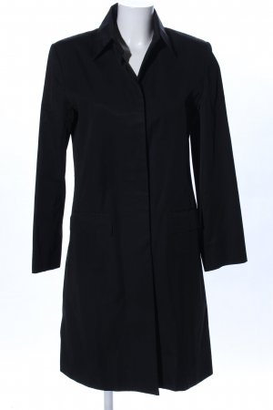 Zero Frock Coat black casual look
