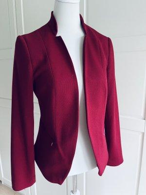 Zero Jersey Blazer bordeaux-raspberry-red