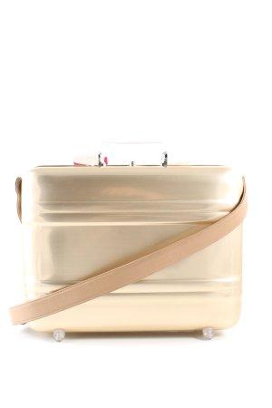 ZERO HALLIBURTON Koffer goldfarben Casual-Look