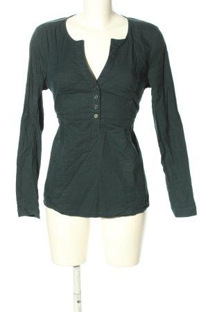 Zero Hemd-Bluse grün Casual-Look