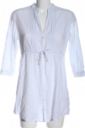 Zero Hemd-Bluse weiß Casual-Look