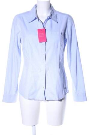 Zero Hemd-Bluse blau Casual-Look
