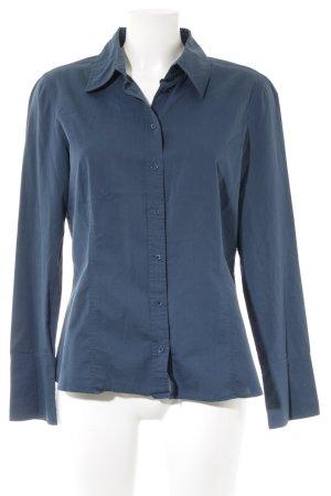 Zero Hemd-Bluse kadettblau Business-Look