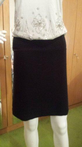 Zero Wool Skirt black