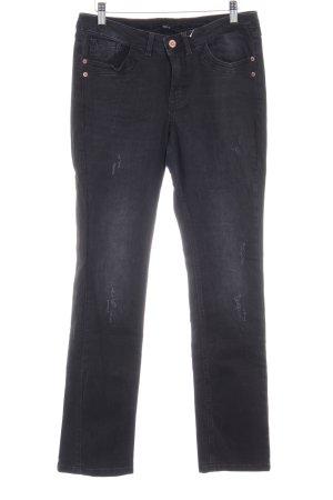 Zero High Waist Jeans schwarz Casual-Look