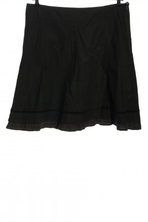 Zero High Waist Rock schwarz Casual-Look