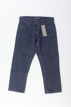 Zero Hose Größe 34 neu mit Etikett blau aus Baumwolle