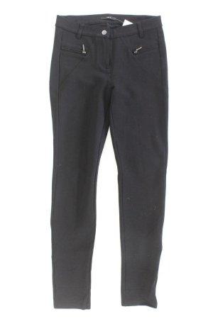 Zero Trousers black viscose