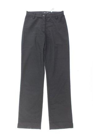 Zero Pantalón negro Viscosa