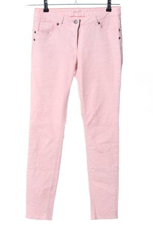 Zero Hüfthose pink Casual-Look
