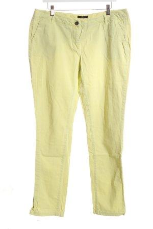 Zero Vaquero hipster amarillo pálido look casual