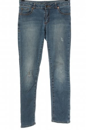Zero Low Rise Jeans blue casual look