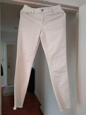 Zero Jeans stretch blanc