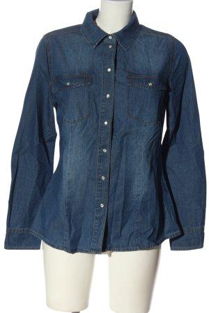 Zero Denim Shirt blue casual look