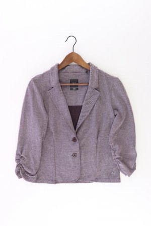 Zero Jersey blazer lila-mauve-paars-donkerpaars Polyester