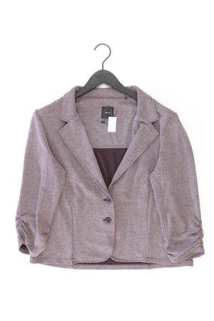 Zero Jersey blazer lila-mauve-paars-donkerpaars Viscose