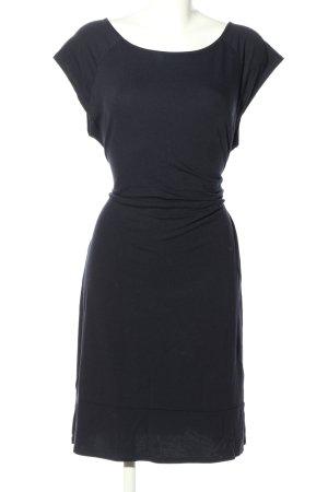 Zero Jerseykleid schwarz Business-Look